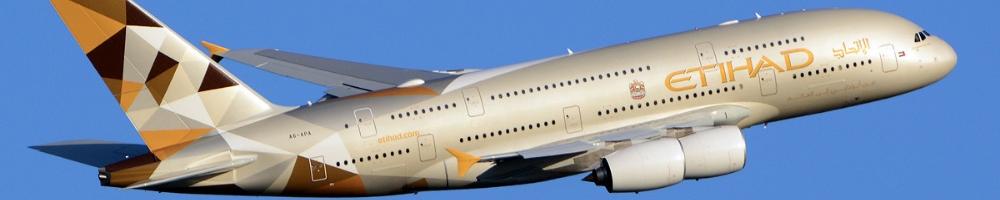 Etihad Aircraft