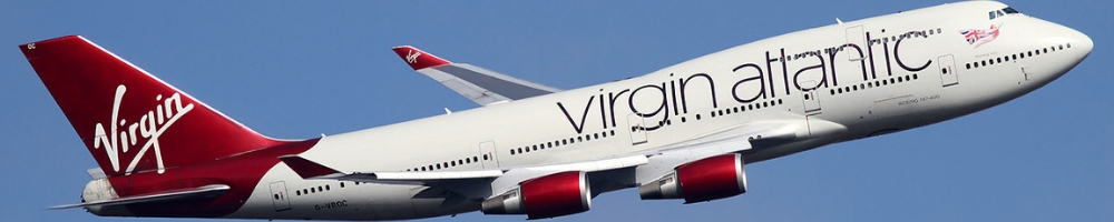 Virgin Atlantic Aircraft