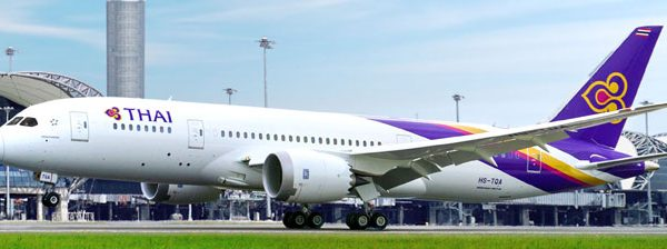 Thai Airways 787-9 Dreamliner