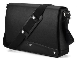 Aspinal of London Messenger Bag in Best Business Travel Cabin Luggage | Business Travel Blog