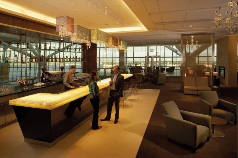 BA Concorde Room - Best Airport Lounges