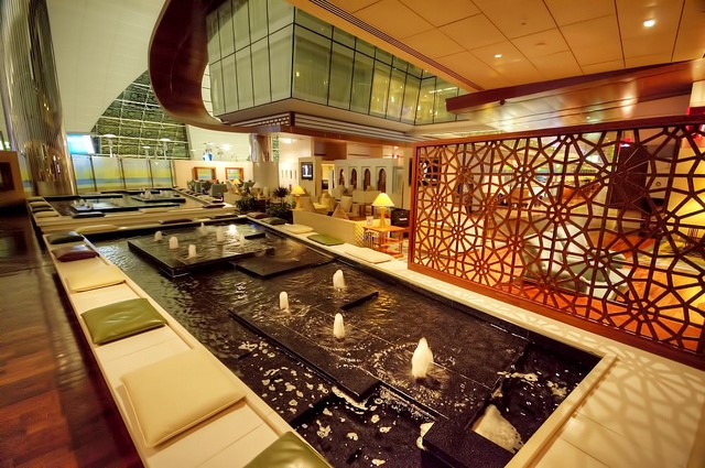 Emirates First Class Lounge - Best Airport Lounges