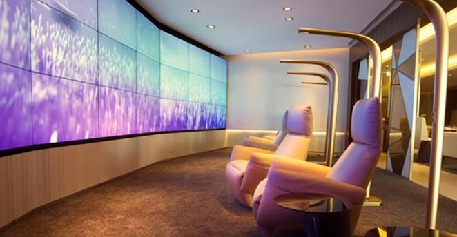 Etihad First Class Lounge - Best Airport Lounges