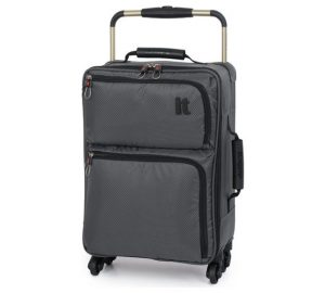 IT Luggage Worlds Lightest Small Suitcase in Best Business Travel Cabin Luggage | Business Travel Blog