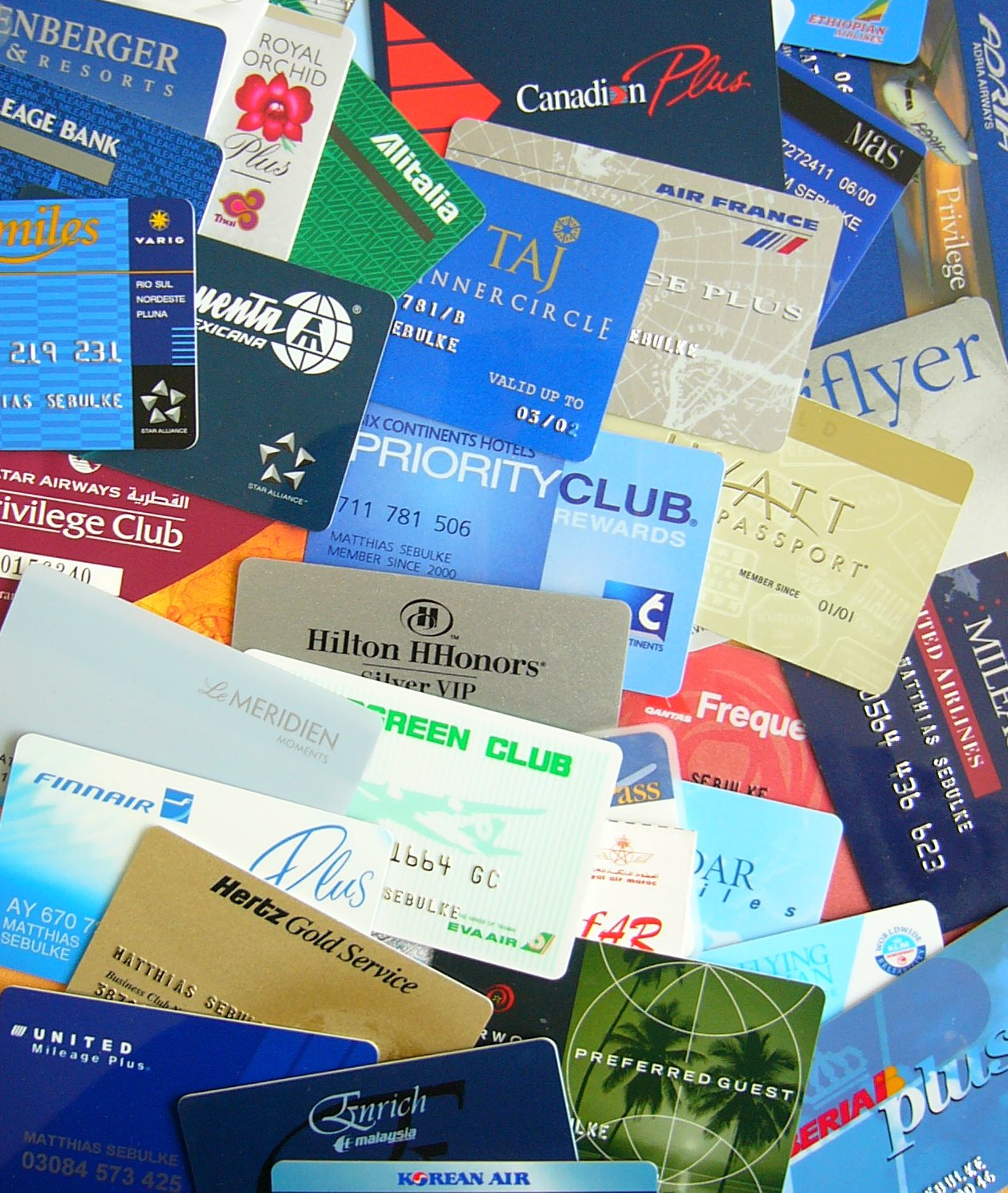 Frequent Flyer & Loyalty Programs for business travel blog