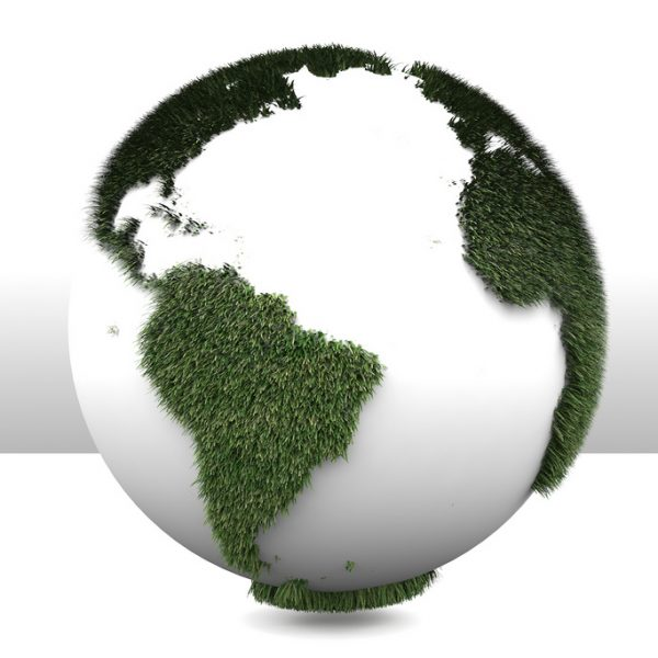 Making Business Travel More Sustainable. Green Earth