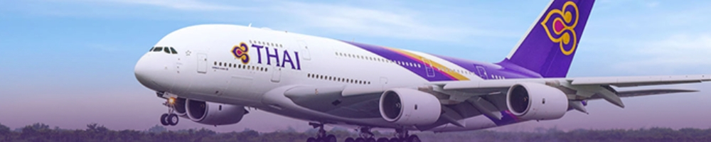 Thai Airways Aicraft