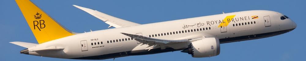Royal Brunei Aircraft