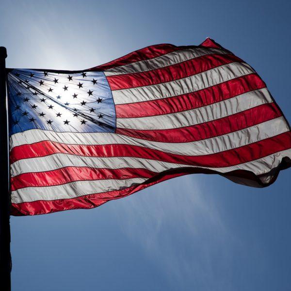 US Flag for Bleisure Business Travel Blog