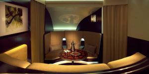 Etihad Business Class Cabin – A380