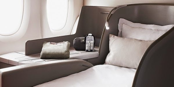 Air France First Class Cabin – Boeing 777-300ER