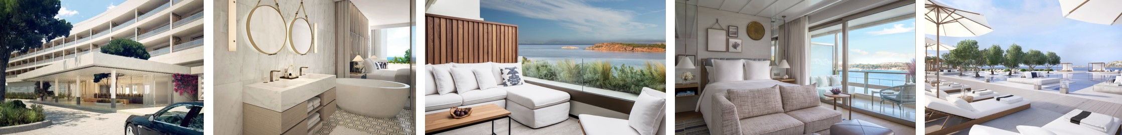 NEW Four Seasons Luxury Hotel Debuts in Greece