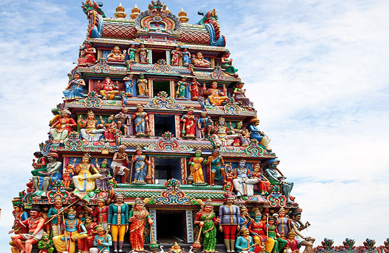 Sri Mariamman Temple, Singapore