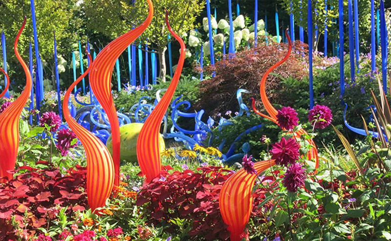 Dale Chihuly Garden and Glass