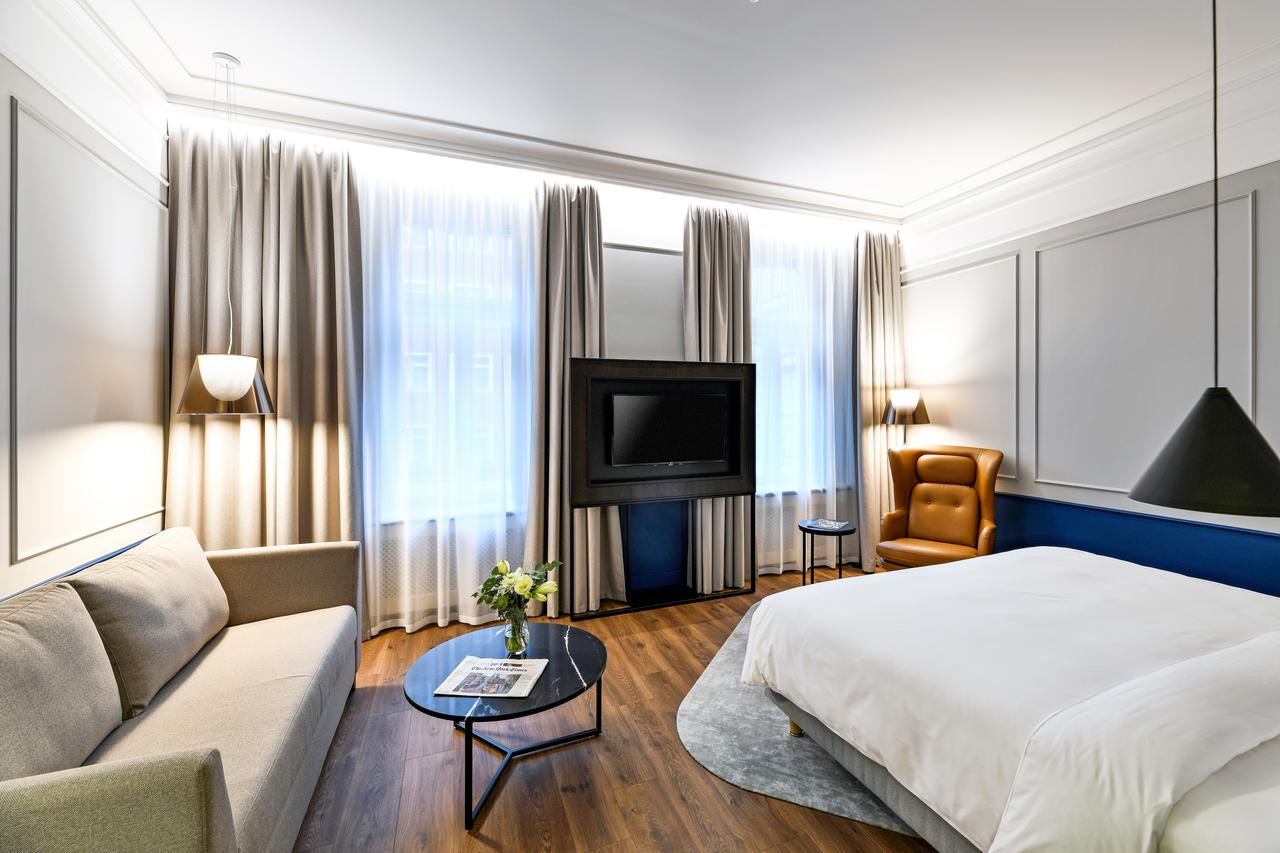 NEW Radisson Blu Hotel Prague