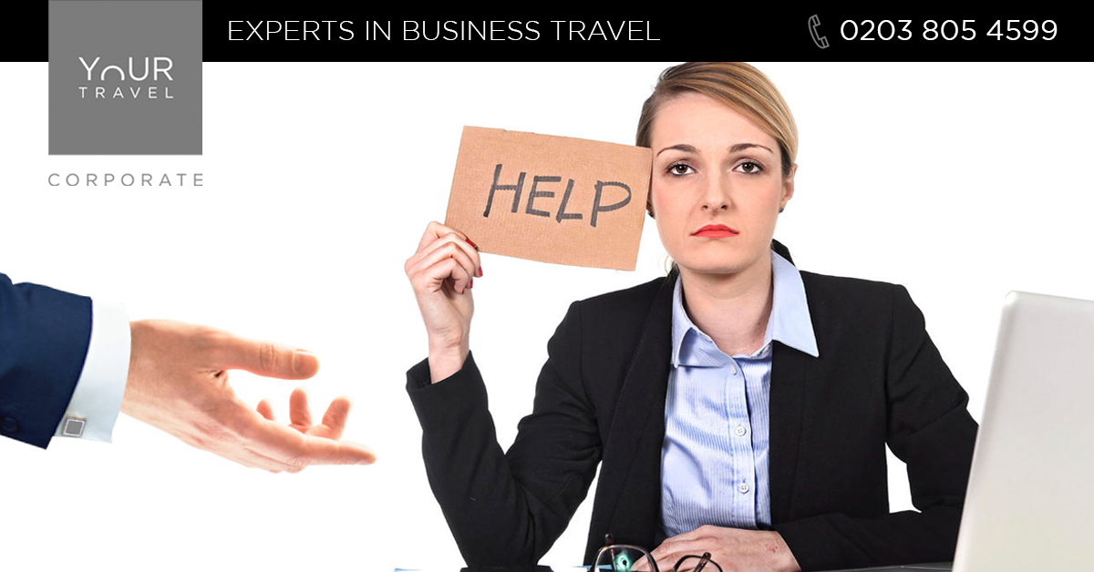 Why a Travel Management Company (TMC) is an Assistants Best Friend