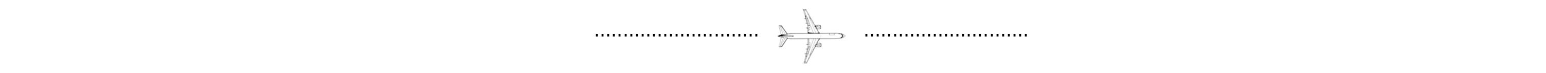 Plane Separator Image
