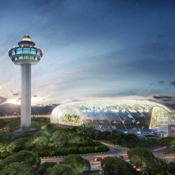 Singapore's Jewel Changi Airport