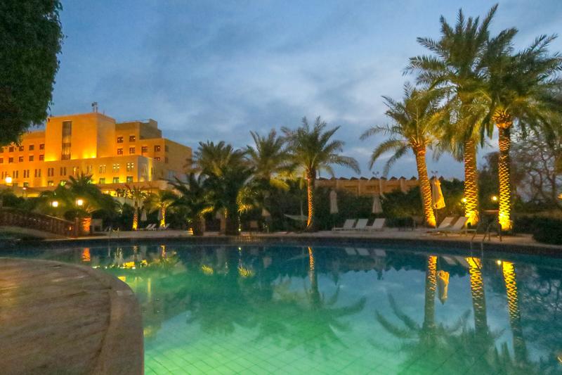 Mövenpick Hotel Amman pool