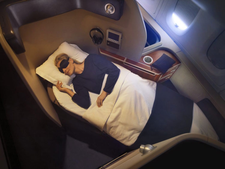 Business Travel: Defeating Jet Lag