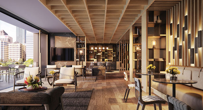 New Ritz-Carlton Hotel Perth