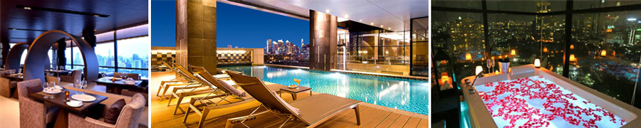 AETAS lumpini Bangkok business hotel
