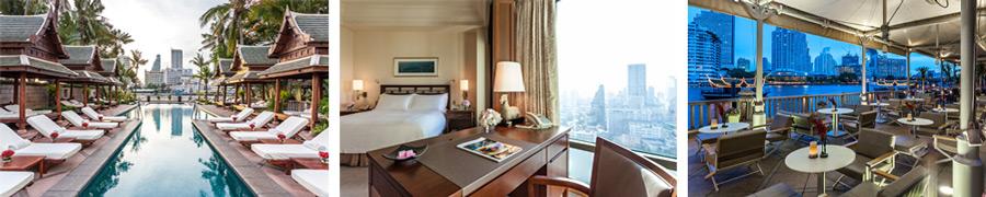Business hotel Bangkok - The Peninsula Bangkok