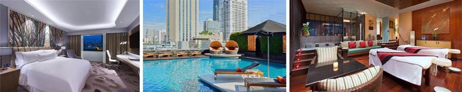 Business hotel Bangkok - Westin Grande Bangkok