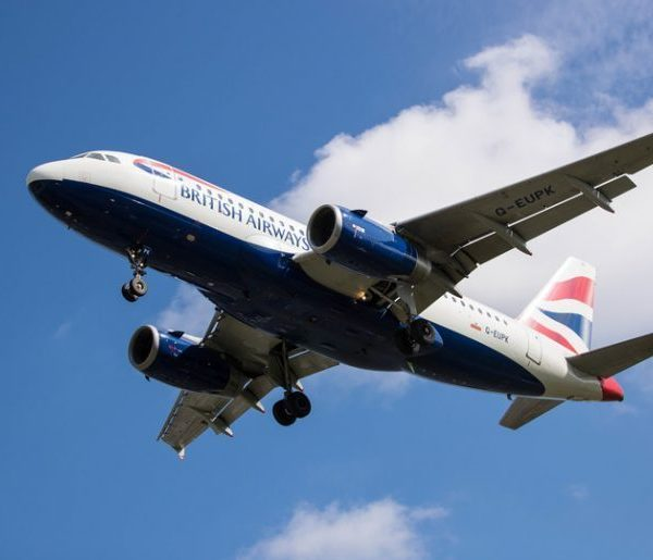 British Airways commitment to offset carbon emissions