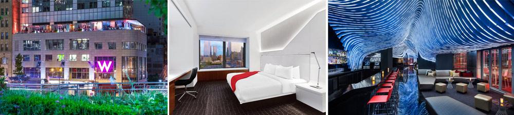 W Hotel Downtown New York