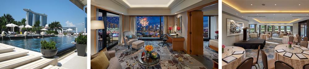 Mandarin Oriental Singapore hotel