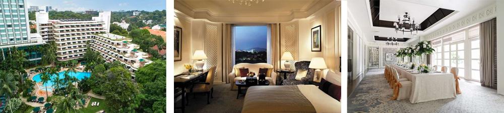 Shangri La Singapore Hotel