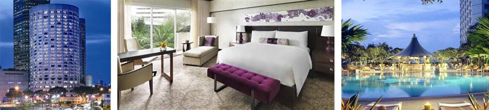 The Fairmont Singapore Hotel