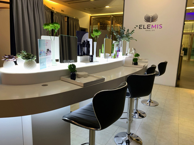 British Airways Elemis Travel Spa