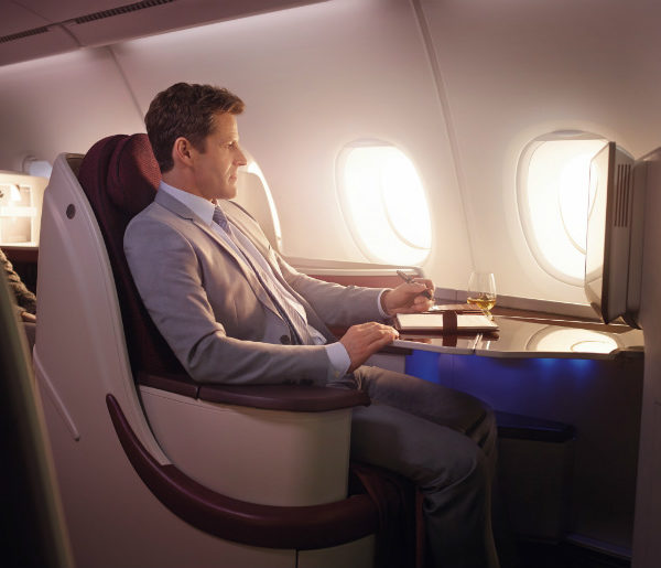 Business class comparison